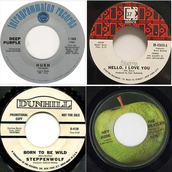 1968: Born To Be Milt