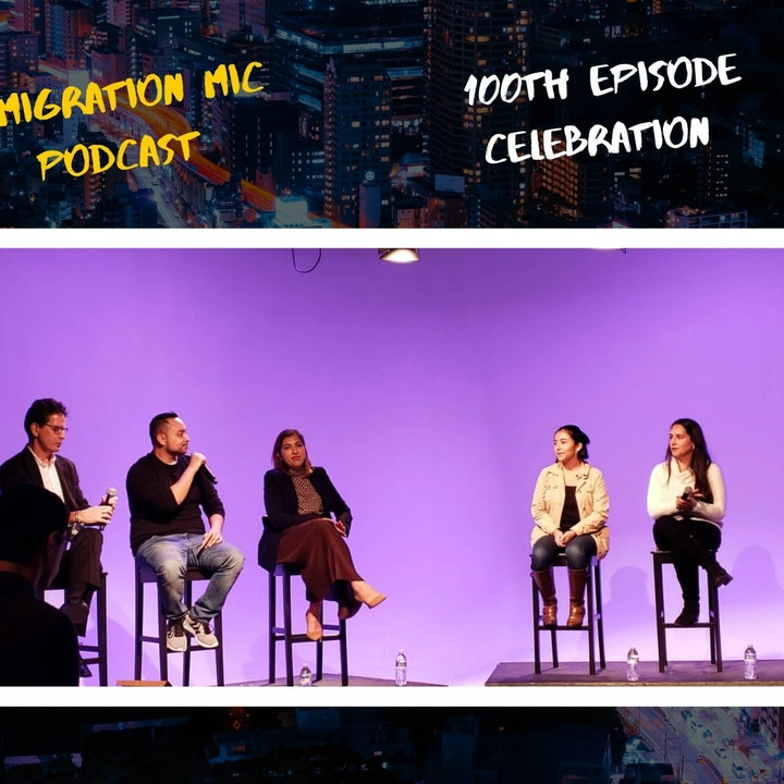 Episode image for LIVE: Immigration MIC 100 with Eliana Fernández, and much more!