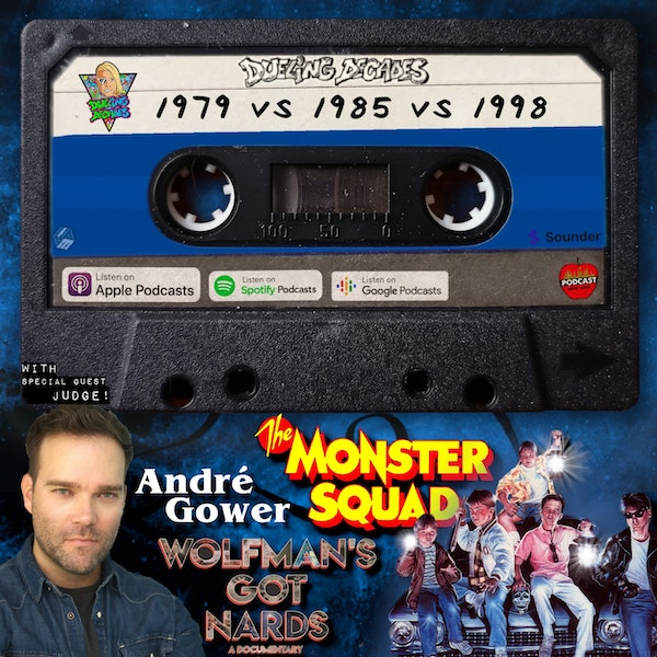 The Leader of the Monster Squad, Andre Gower determines if 1979, 1985 or 1998 had the finest Nards!