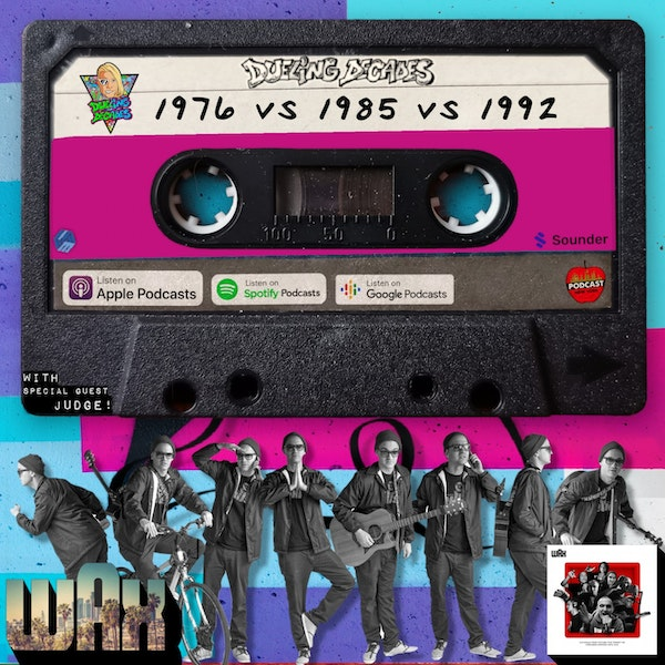 Wax returns with a vengeance to adjudicate this battle between 1976, 1985 & 1992!