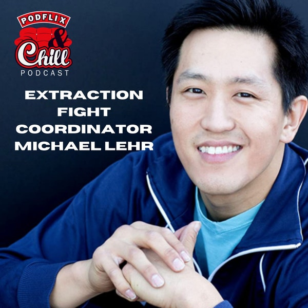 Chilling with Extraction Fight Coordinator - Michael Lehr Image