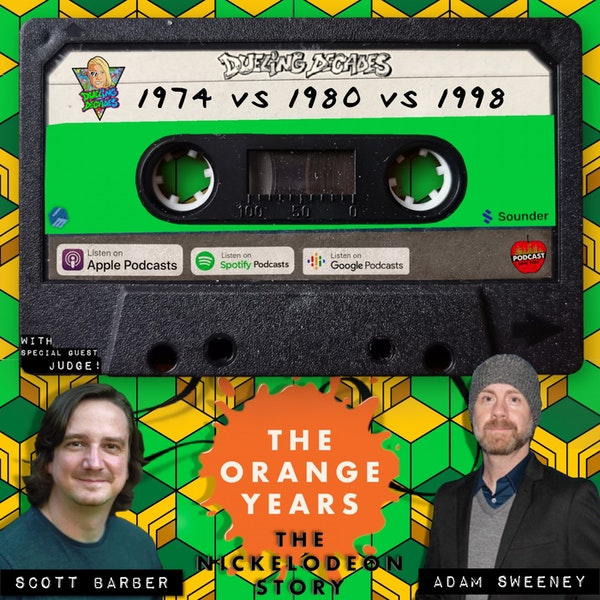 The team behind the Nickelodeon documentary The Orange Years returns to judge the stupid criminals of 1974, 1980 & 1998!