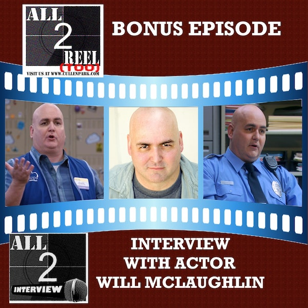 WILL MCLAUGHLIN INTERVIEW Image