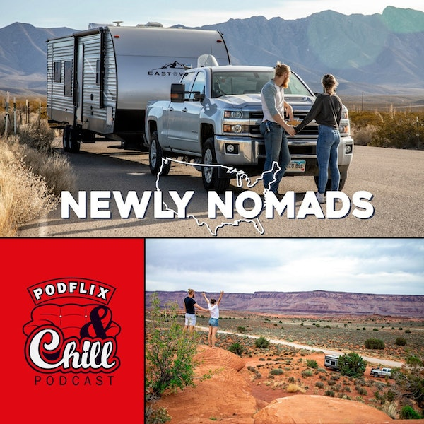 Newly Nomads - Chillin' with Andrea Hixson Image