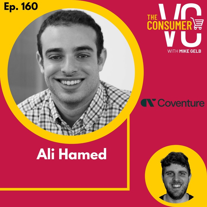 Ali Hamed (CoVenture) - The Amazon Opportunity, Future of Social, and Credit at the Early Stages