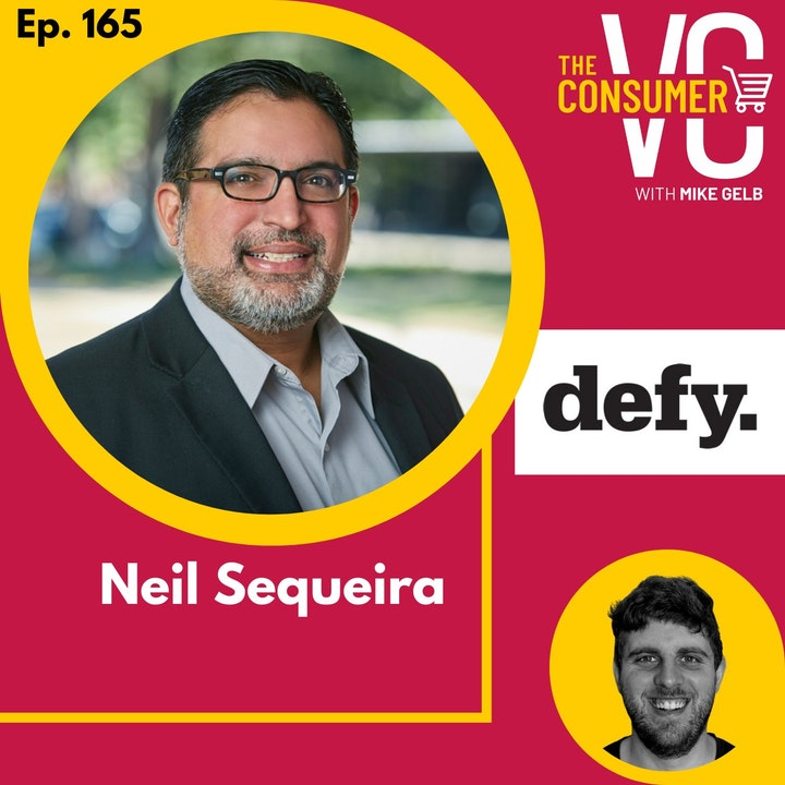 Neil Sequeira (Defy) - When to invest before the Series A, the verticalization of social and the future of celebrity co-founded business