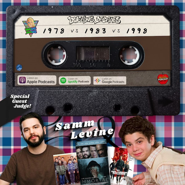 Immortal Samm Levine passes judgment on us Freaks & Geeks in this duel between September 1978, 1983 & 1998!