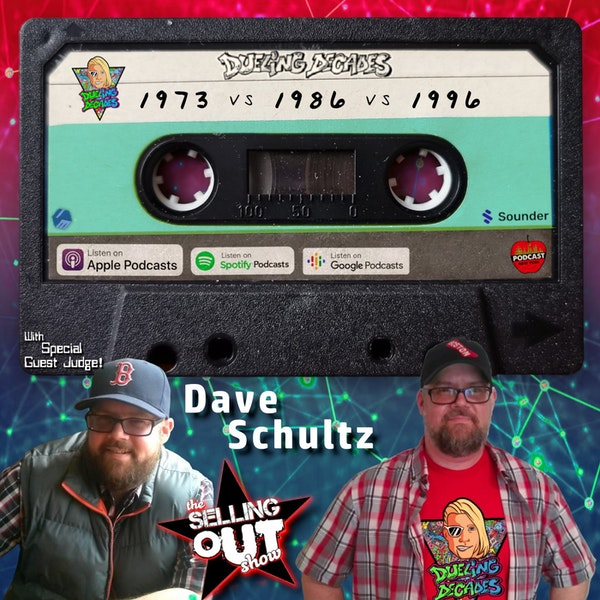 Judge Schultz is back with a vengeance in this tight duel between 1973, 1986 & 1996