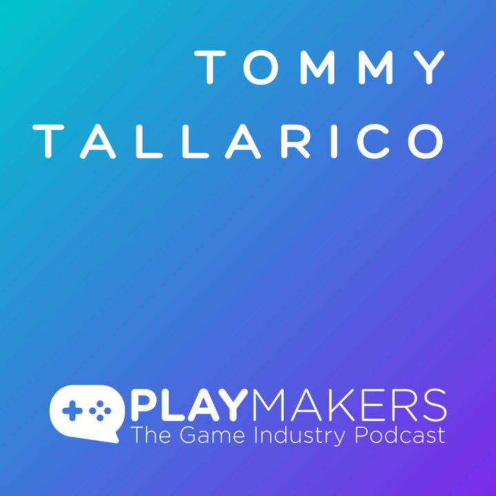 The Mindset of Personal Success in the Game Industry, with Tommy Tallarico