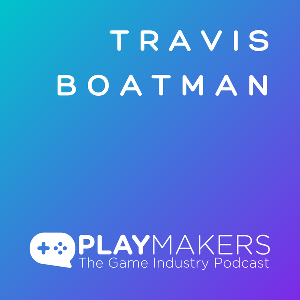 How to Start a Mobile Studio, with Travis Boatman