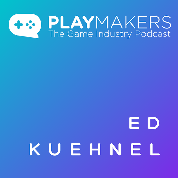 The Secret Sauce of Video Game Story Design, with Ed Kuehnel