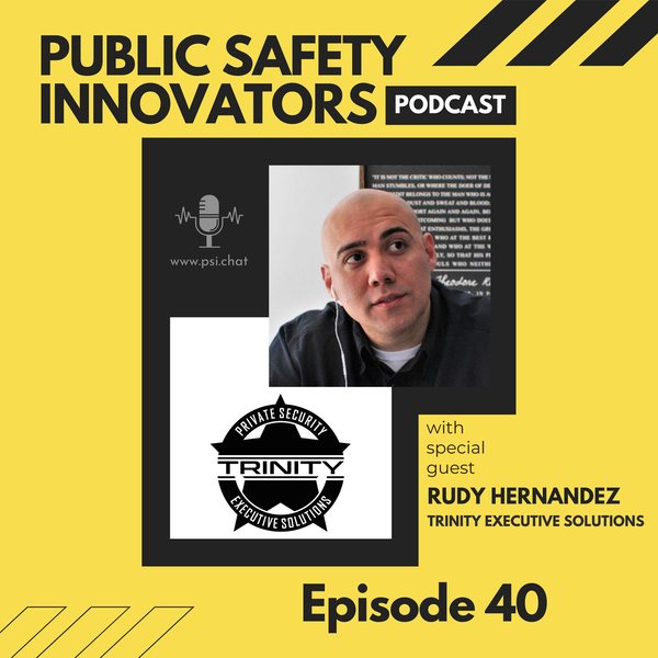 Public Safety to Private Security - A Copreneur's Journey