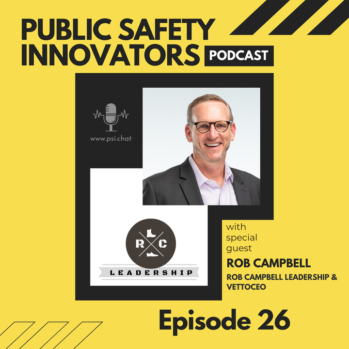 Episode image for From the Military to Entrepreneurship: Transitioning, Leadership, and More with Rob Campbell