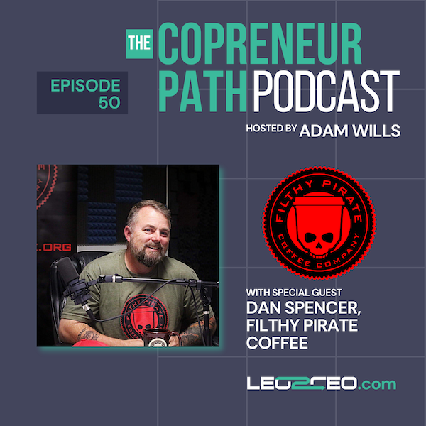Coffee Talk - Starting a Business with Dan Spencer of Filthy Pirate Coffee Image
