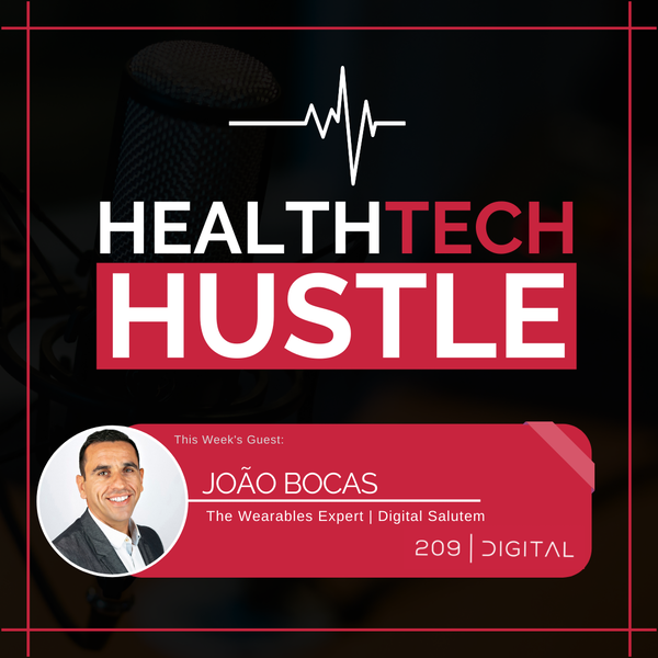 """Episode 33: """"The Impact of Wearable Devices in Health Technology"""" 