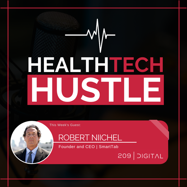 """Episode 23: """"The Impact of Innovation and Technology to the Future of Healthcare Tech"""" 