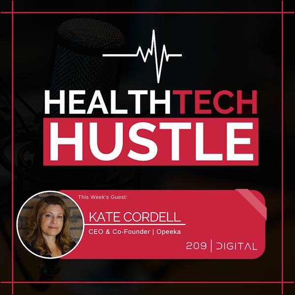 "Episode 41: ""Tacking Mental Health Through Health Tech"" | Kate Cordell, Opeeka Image"
