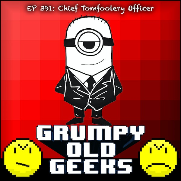 391: Chief Tomfoolery Officer Image