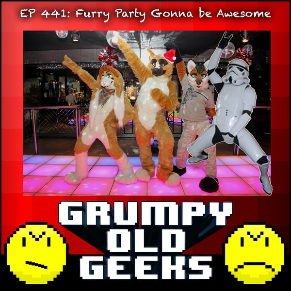 441: Furry Party Gonna be Awesome Image