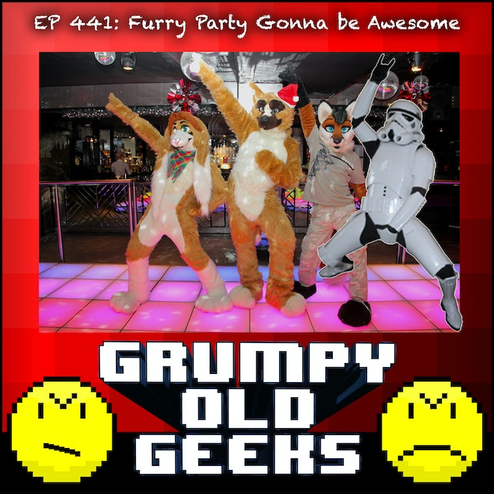 441: Furry Party Gonna be Awesome