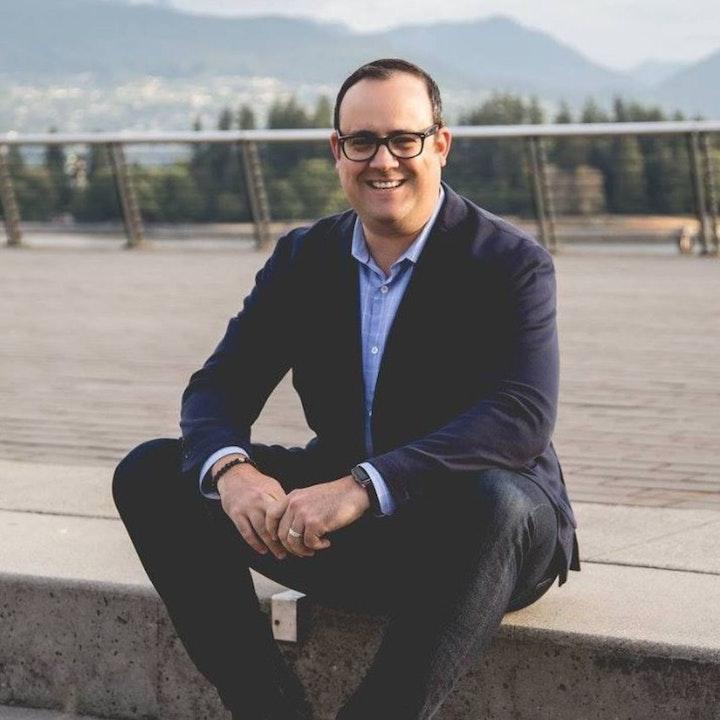Roger Nairn, CEO of branded podcast studio Jar Audio