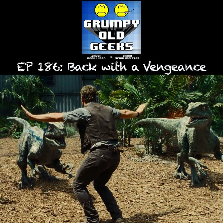186: Back with a Vengeance