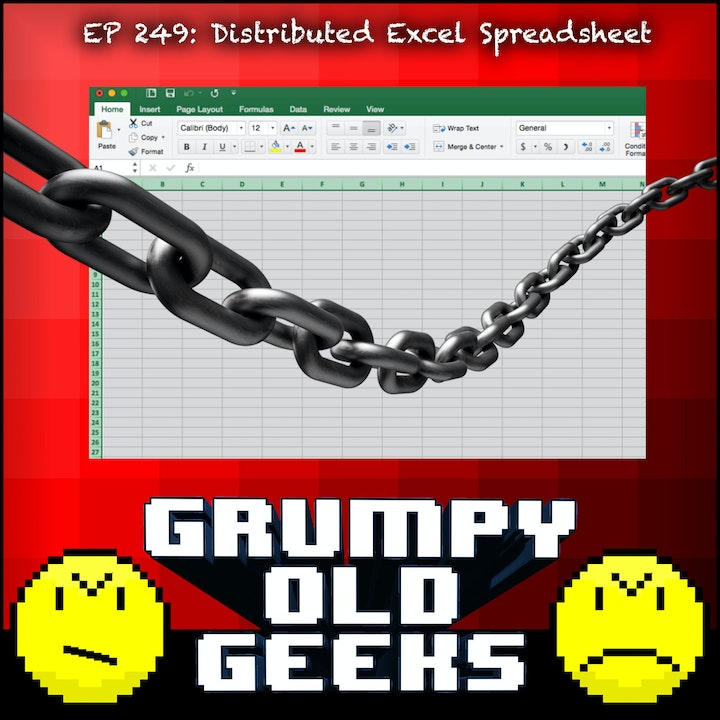 249: Distributed Excel Spreadsheet