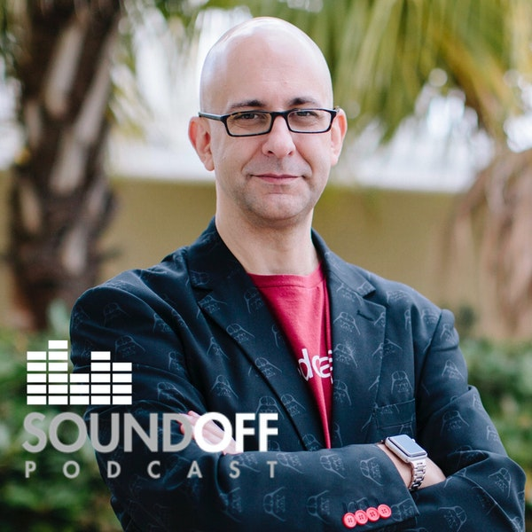 Rob Walch: Putting Podcast Into Perspective Image