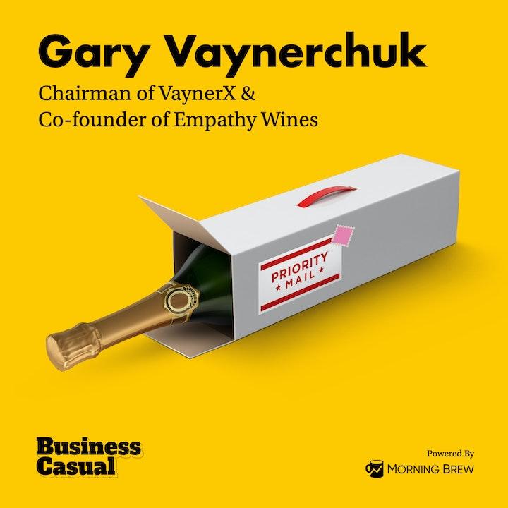 Gary Vaynerchuk: Booze can do better