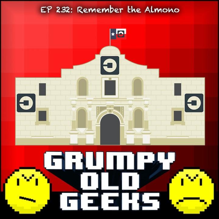 232: Remember the Almono