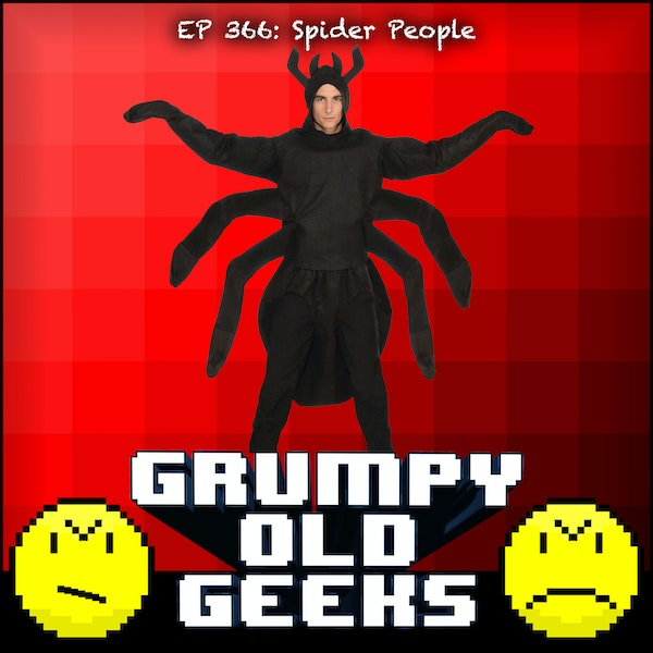 366: Spider People Image