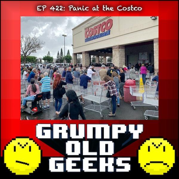 422: Panic at the Costco Image