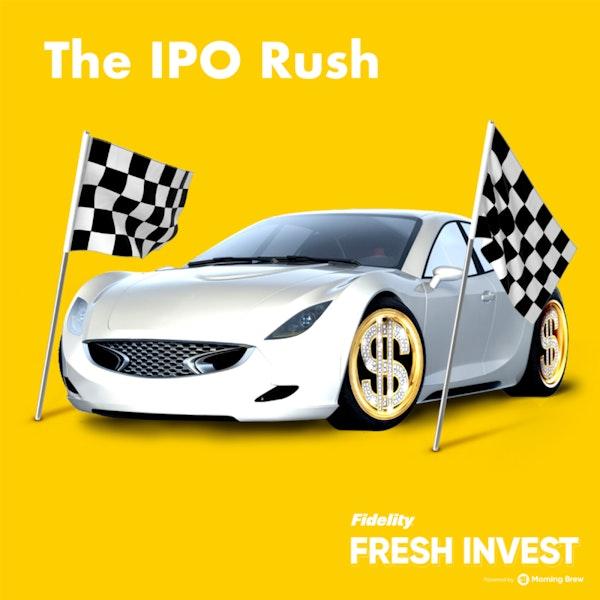 Fresh Invest: The IPO Rush Image