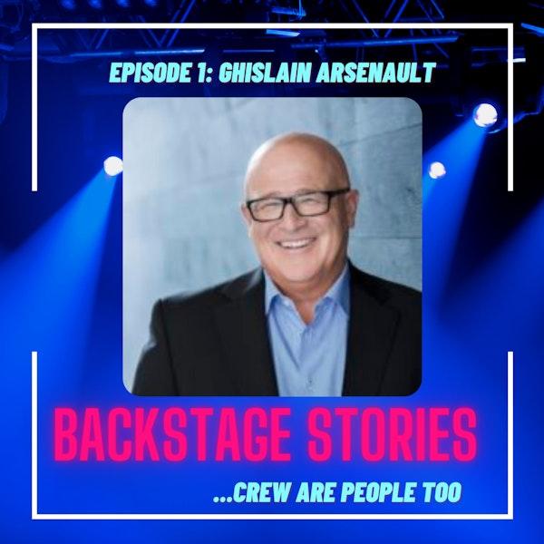 Ghislain Arsenault: My Life Changed Image
