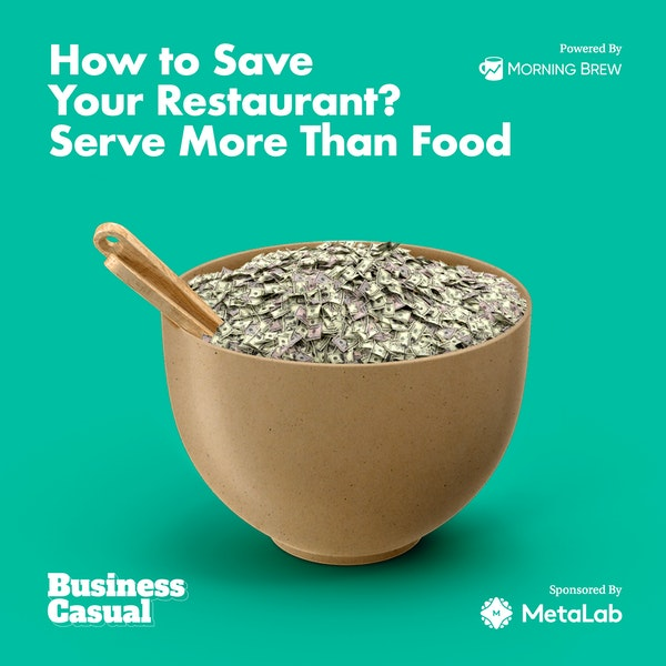 How to Save Your Restaurant? Serve More Than Food Image