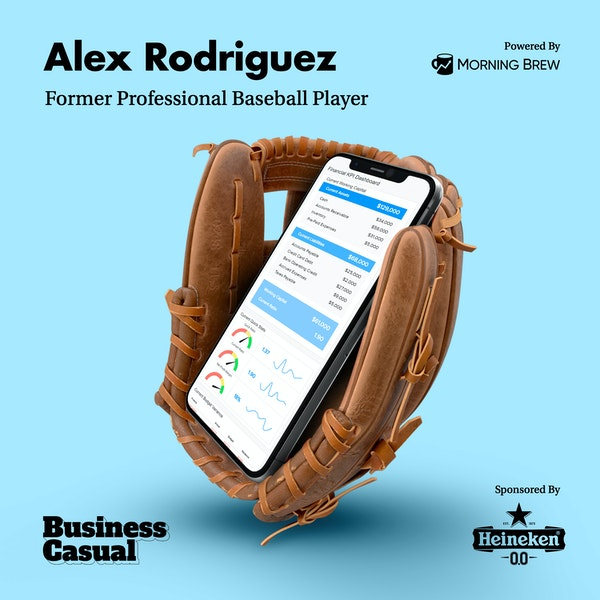 Baseball and business with A-Rod Image