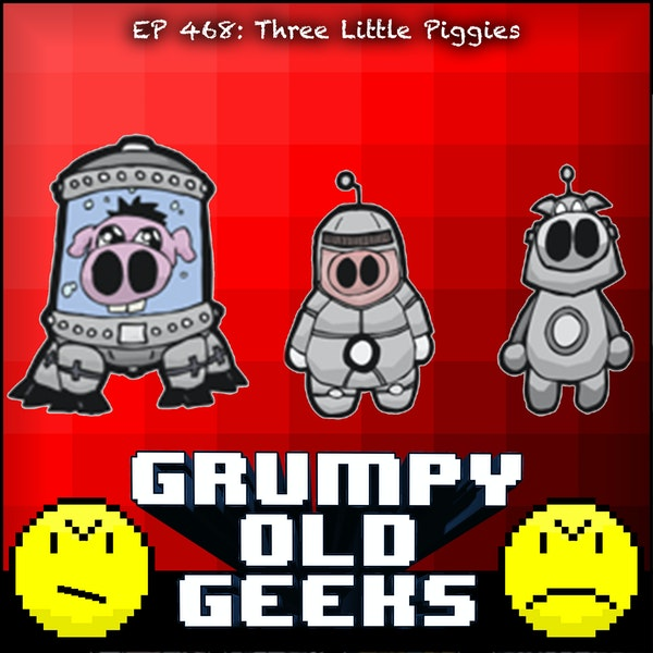 468: Three Little Piggies Image