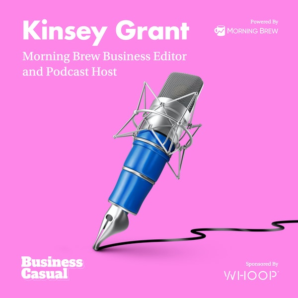 How to Build a Podcast: Kinsey Grant on Asking the Big Questions Image