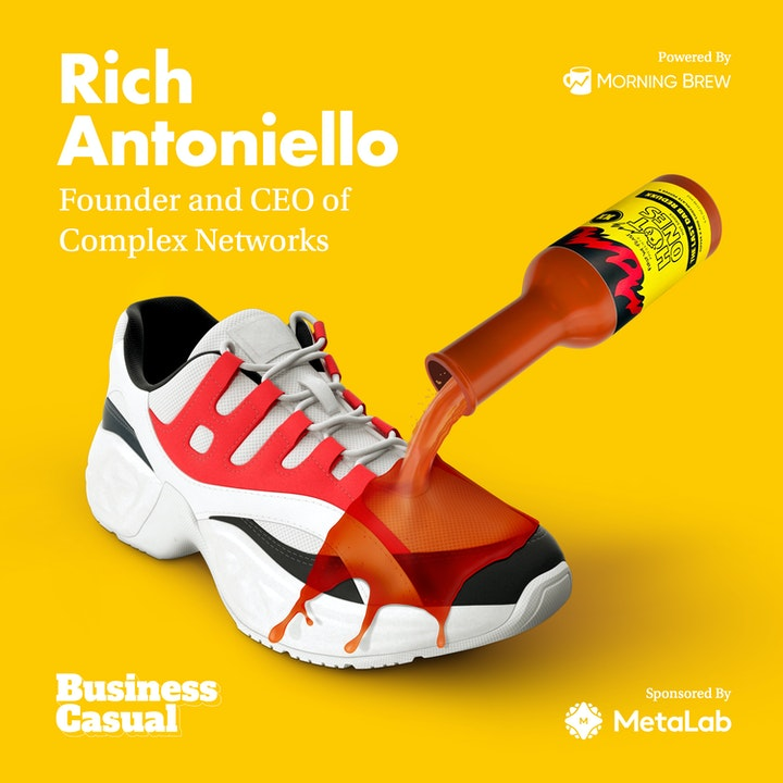 The Universal Truths of Business Success with Rich Antoniello