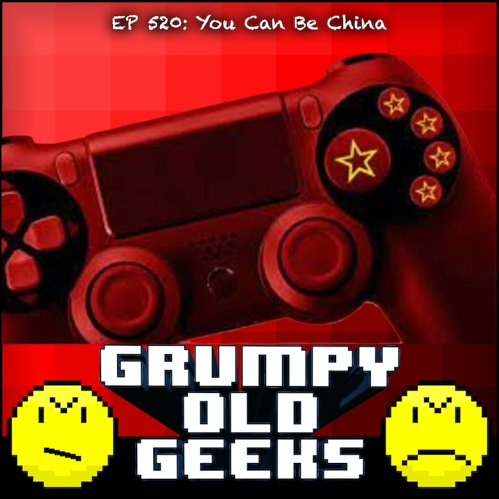 520: You Can Be China