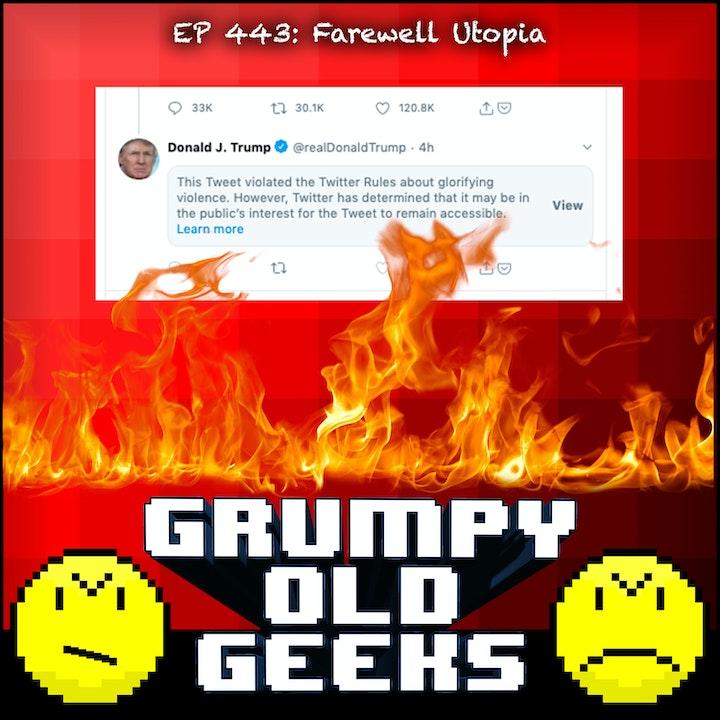 443: Farewell Utopia