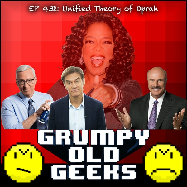 432: Unified Theory of Oprah Image