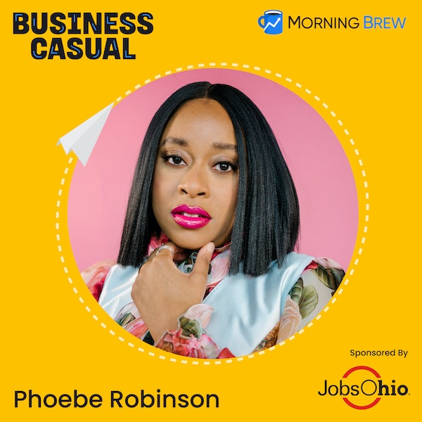 Building a Mini Comedy Empire with Phoebe Robinson Image