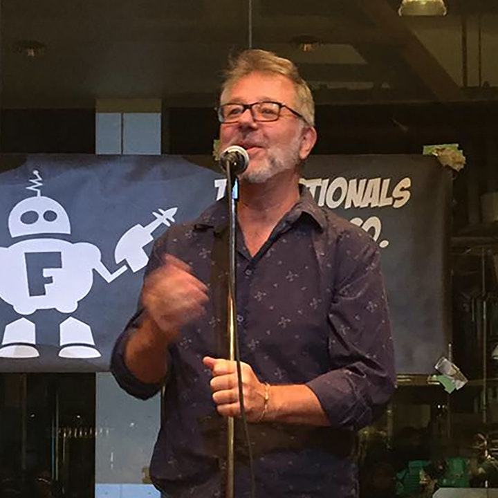 Producer/Poet RC Weslowski on his love of spoken word