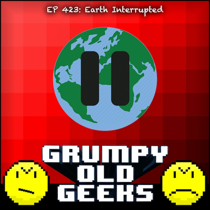 423: Earth Interrupted