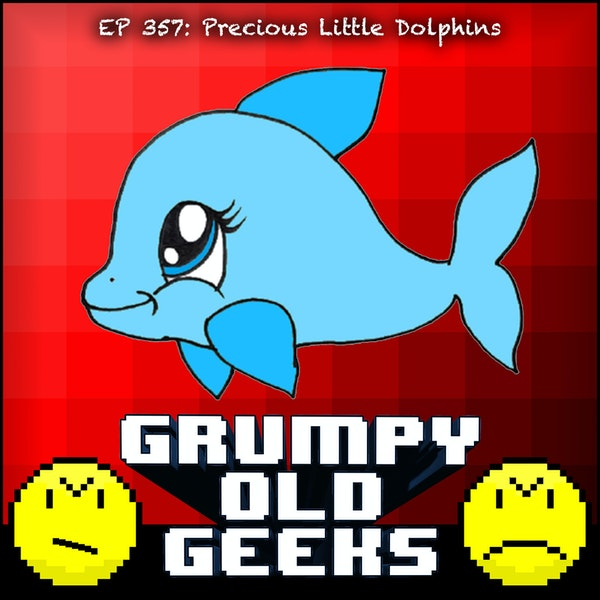 357: Precious Little Dolphins Image