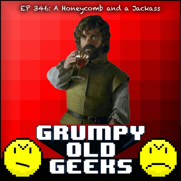 346: A Honeycomb and a Jackass Image