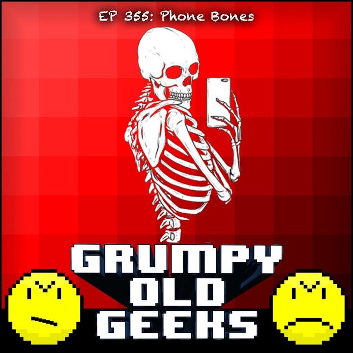 355: Phone Bones