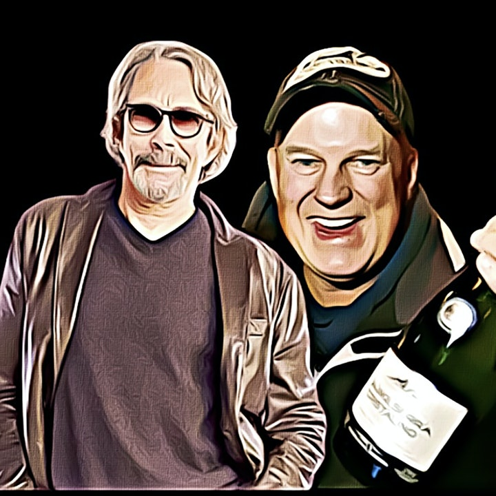 Brother Jake Edwards & Gerry Forbes on radio, podcasting, and the cult of personality