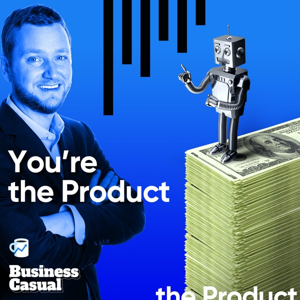 You're the product: Betterment CEO Jon Stein on smart money managers Image